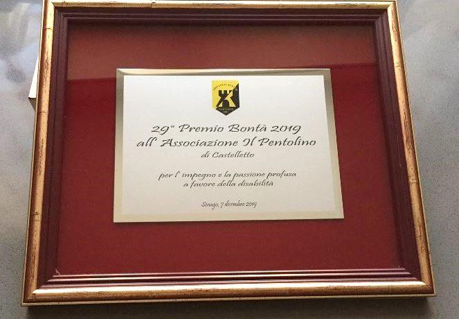 Premio Bontà 2019