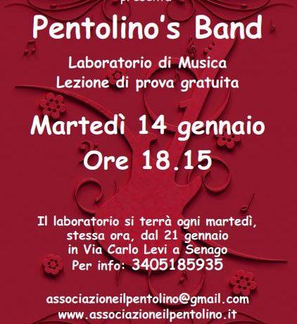Laboratorio di musica - PENTOLINO'S BAND